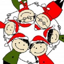 Présence des élèves au Spectacle de Noël