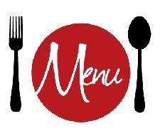 Les menus du restaurant scolaire…