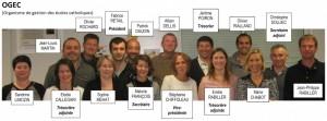 2015-2016 Trombinoscope OGEC